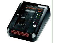 Black & Decker battery charger, new BDC1A
