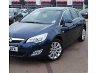 Vauxhall Astra j 1.7 cdti breaking parts