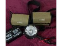 Clulite lamp and batteries