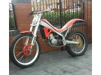 Gas gas contact 250 trials bike beta sherco montessa scorpa 300 270 125 enduro motorcross