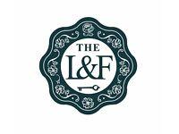 Chef de Partie - The Lost & Found Leeds
