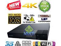 SONY BDP-S6500 Blu-Ray Disc DVD Player 4K UHD