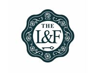 Experienced Bartenders for The Lost & Found - Knutsford
