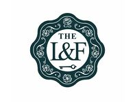 Sous Chef Required for The Lost & Found Leeds