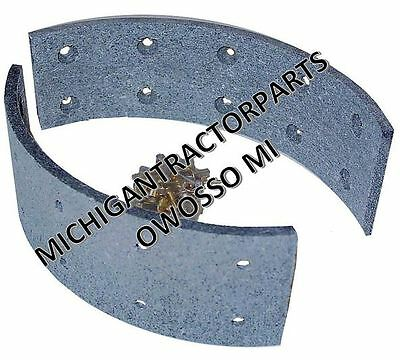 70276944 Brake Lining Kit Allis Chalmers B C Ca Ib Rivets For Brake Band
