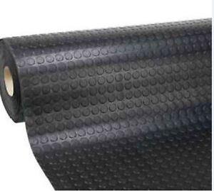 Pavimento in gomma nera o grigio insonorizzante garage - Pavimento in gomma per esterni ...