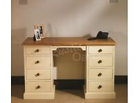 Cream and Pine dressing table