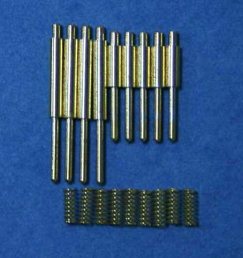 Motorola Minitor V Pager repair pins contacts