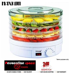 Hottop-Round-Adjustable-Food-Dehydrator-with-Removable-Trays-and-Fan