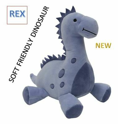 Dinosaur Educational Toys (Educational Baby Toys for Infants Toddlers Kids Boys Girls Plush Dinosaur)