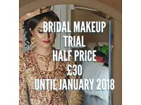 Asian Bridal & Party Makeup & Hair/Hijab Service & Training Bradford