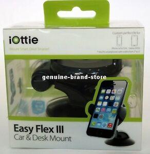 iOttie Easy Flex 3 Car Mount/holder for iphone 6s/samsung galaxy S7 dash/window