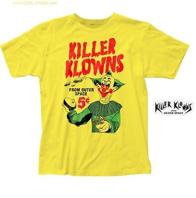 Retro Space Gun (Killer Klowns from Outer Space T-Shirt / Retro New 80s Horror Tee,Ray-gun)