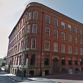 6 Person Office Space In Nottingham NG1 Lace Market For Rent | £180 p/w *