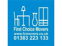 FIFES TOP REMOVAL SERVICES - DELIVERIES, COLLECTIONS, HOUSE CLEARANCE