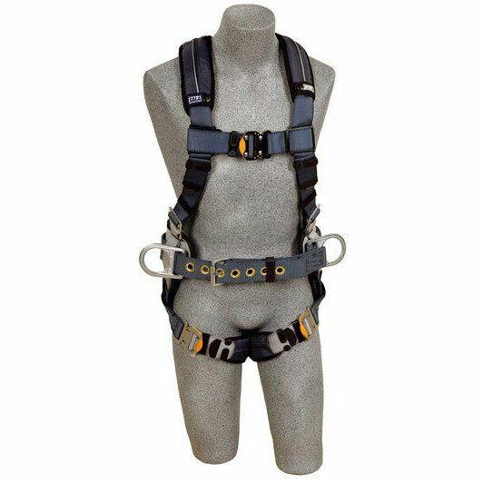 DBI Sala 1110152 ExoFit XP Construction Style Positioning Harness, Large