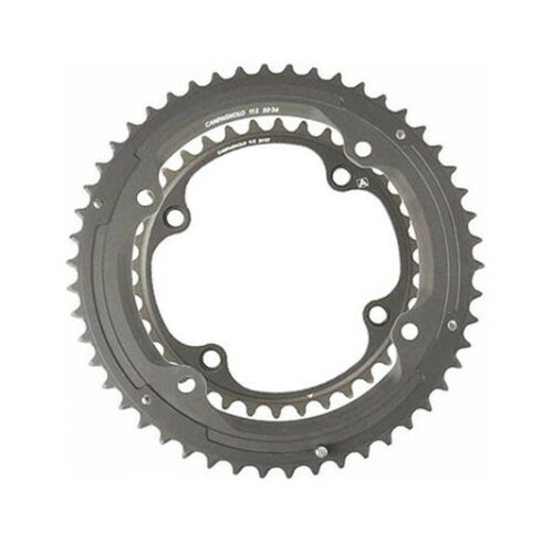 NEW CAMPAGNOLO super record 11 speed chainring 53t 39t 4 arm hole 112 145 bcd UT