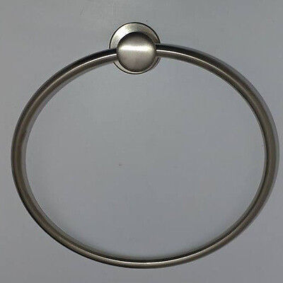 Brizo Bad (Delta Brizo 6948353-BN Badetuch Ring Brilliance Nickel Abschluss)