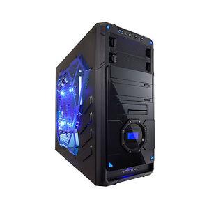 CUSTOM INTEL i7-6700 SKYLAKE QUAD CORE GAMING BAREBONES PC DESKTOP SYSTEM NEW