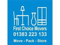 First Choice Movers - FIFES TOP REMOVAL SERVICES