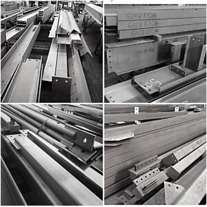 Structural Steel Beams for Your Construction Project!