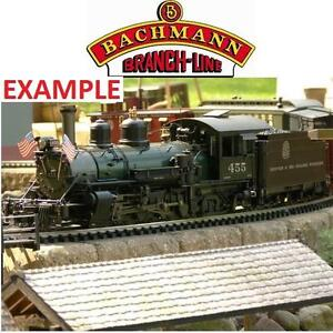 NEW BACHMANN G K27 83099 TRAIN STEAM LOCOMOTIVE 1:20.3 SCALE NOT NUMBERED MODEL RAILROAD SPECTRUM 103439625