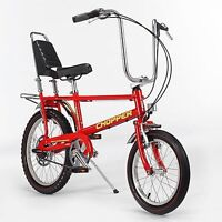 RALEIGH CHOPPER RETRO BICYCLE