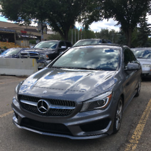 Mercedes-Benz CLA 250 2014 AMG Sport Package