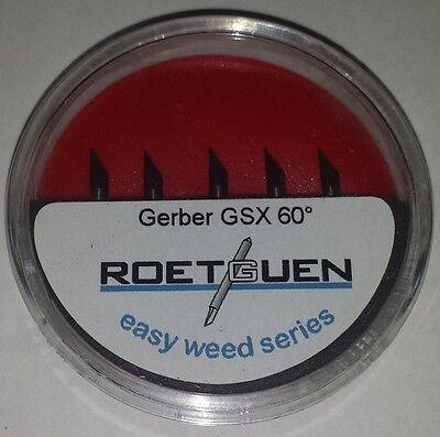 Original Roetguen Gerber Gsx 60 Vinyl Cutter Plotter Blades
