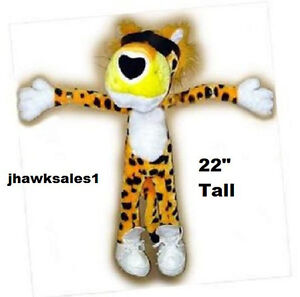 Chester Cheetah Plush Doll Stuffed Animal Toy Cool ( 22 inches Tall ) *New