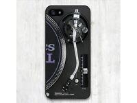 Technics iPhone 5/5s phone cover