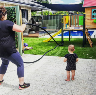 MOBILE PERSONAL TRAINING FOR BUSY MUMS!