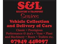 S&L RECOVERY AND TRANSPORT SERVICES