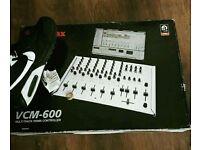 Vcm 600 muiltitrack remix controllers