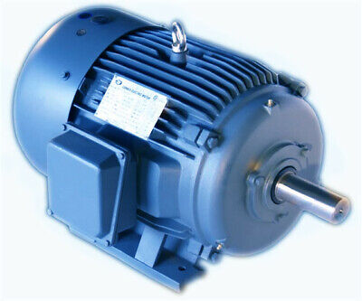 On Sale Premium Efficency Cast Iron Ac Motor 5hp 3600rpm 184t 3phase Tefc Foot