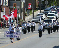 MOTHER/DAUGHTER FUN!  Join the Durham Girls Alumni Band!