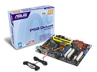 Asus P5B Deluxe WiFi-AP Edition Motherboard