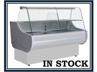 NEW £1139+VAT 157cm (5.1 feet) Serve Over Counter Display Fridge EGIDA N2701