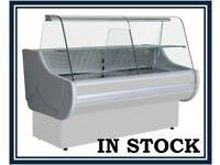 NEW £1275+VAT 180cm (5.9 feet) Serve Over Counter Display Fridge EGIDA N2707