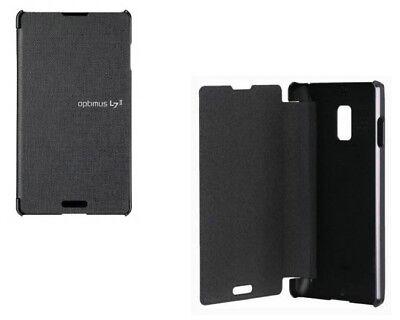 Original LG Optimus L7 II 2 Hülle Case Cover Handy Tasche CCF-220 Schwarz (Handy Case Lg Optimus)
