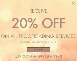 Cheap And Professional Proofreading Services