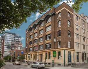 126 York Street - Trendy Byward Market Office Space for Lease