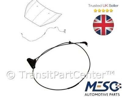 BONNET HOOD RELEASE CABLE FORD MONDEO MK4 2007 ON S MAX GALAXY 2006 ON