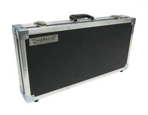New !!! Stagemaster Pedal Board Case - 24x12