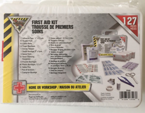 FIRST AID KIT/HOME OR WORKSHOP