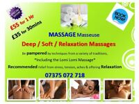 Massage Services - DISCOUNTED - Private & Super Clean