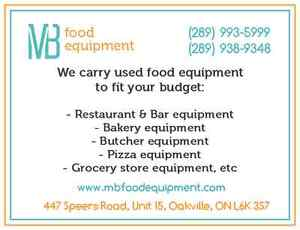 used restaurant ,bakery ,supermarket and butcher store equipment