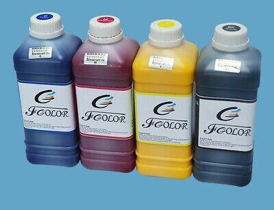 Eco Solvent Ink For Dx4 Dx5 Dx6 Dx7 Roland Mimaki Mutoh Printers 4 Colors-4lt