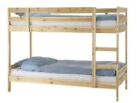 New IKEA Mydal Bunk bed frame is for sale