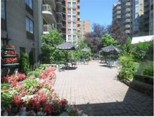 Furnished 3 1/2 in the heart of downtown montreal-All Inclusive